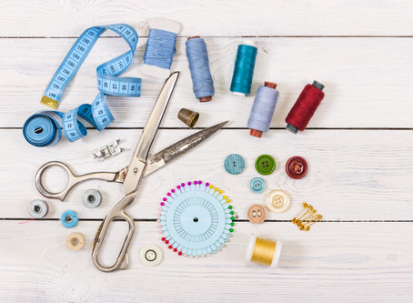 Sewing Tools - perfect for Beginners