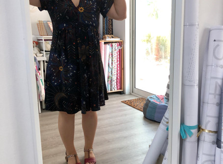July: What have I been sewing?