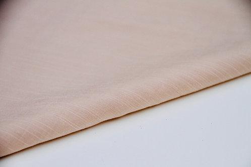 Tencel Rayon Bamboo - Nude - 1/2 metre