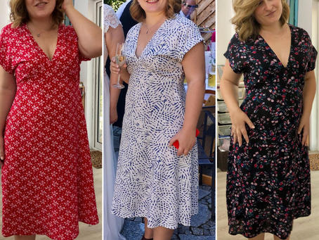 Pattern Review: Lois Dress by Tessuti Fabrics