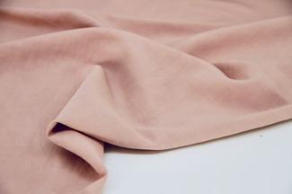 Viscose Linen - Rose