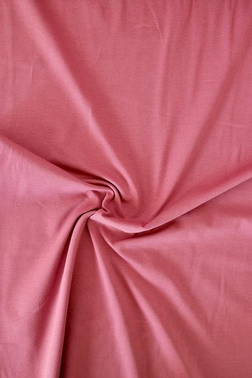 Cotton Jersey - Vintage Rose - 1/2 metre