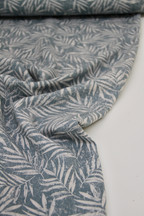 Viscose Linen - Palm Leaves