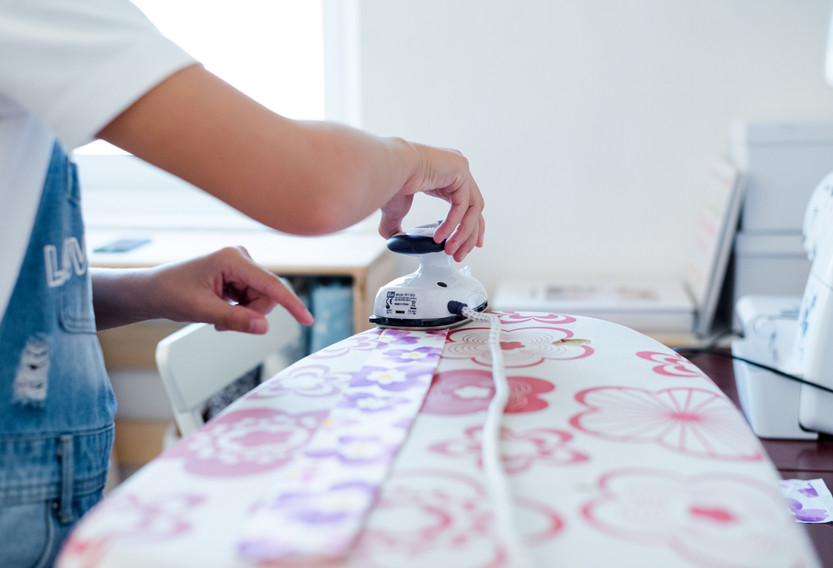 Why is pressing your fabric important?