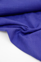 Washed Linen - Egyptian Blue