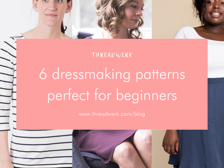 6 dressmaking patterns perfect for beginners