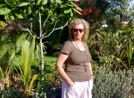 A pair of Culottes in Linen | A Guest blog post by Heather