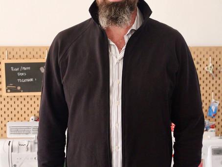 Pattern Review: Fleece Jacket by Wardrobe by Me