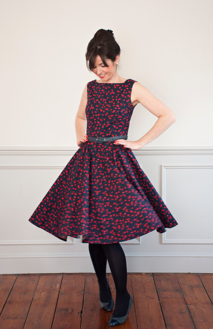 Betty Dressmaking Pattern by Sew Over It