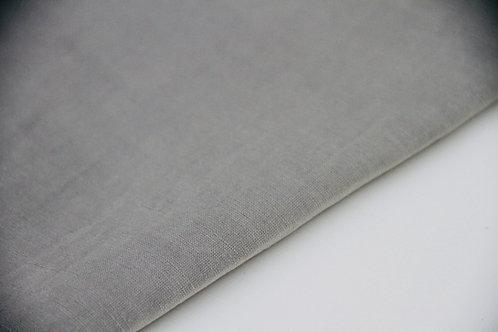 Viscose Linen - Grey - 1/2 metre
