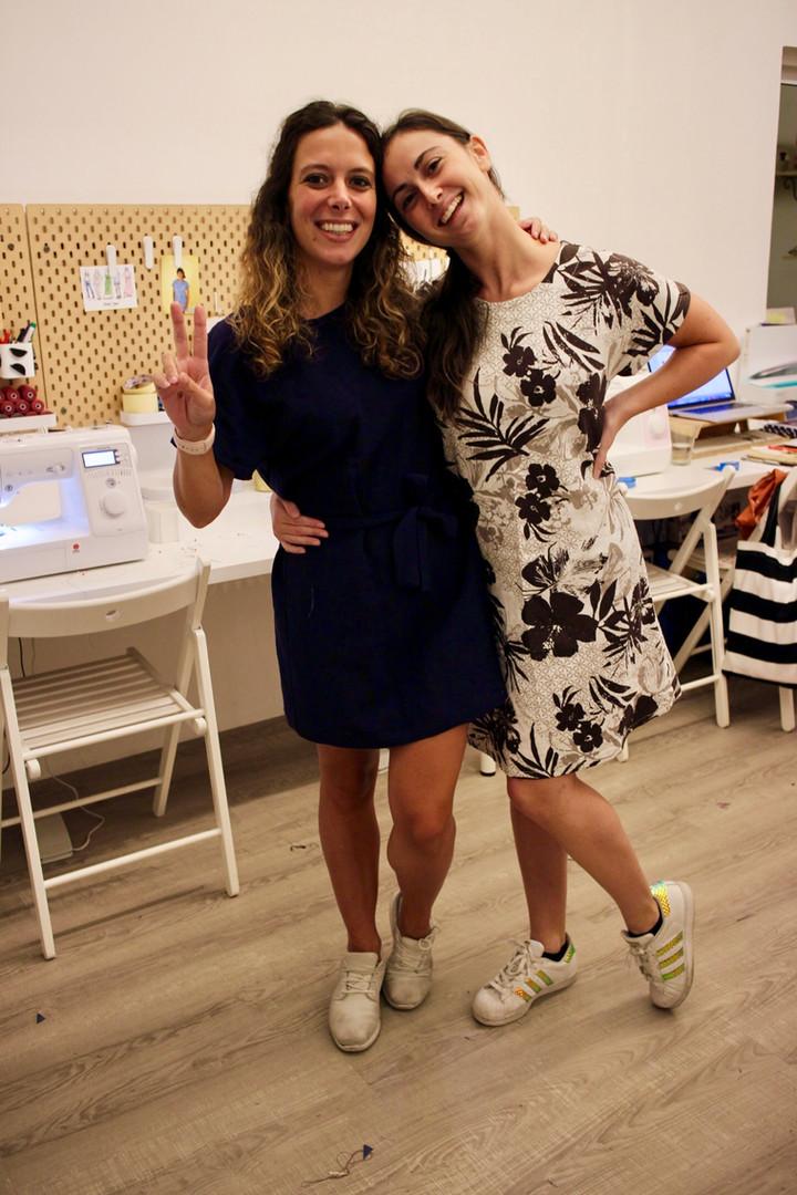 Meet Silvia & Serena
