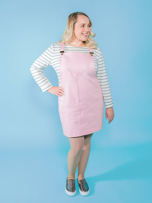 Tilly & the Buttons - Cleo Pinafore Dress