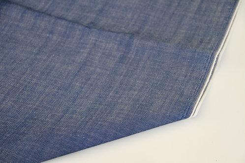 0.75m 9oz Denim - Grey Blue