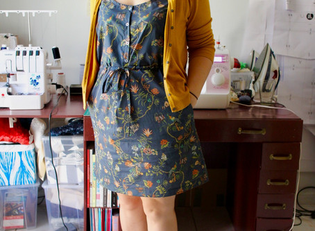 October & November: What have I been sewing?