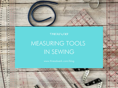 Measuring Tools in Sewing