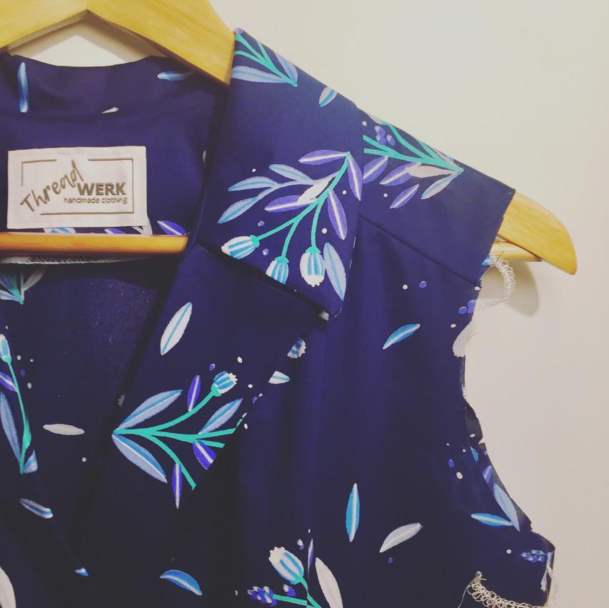 in Lisa Comfort Fabric.