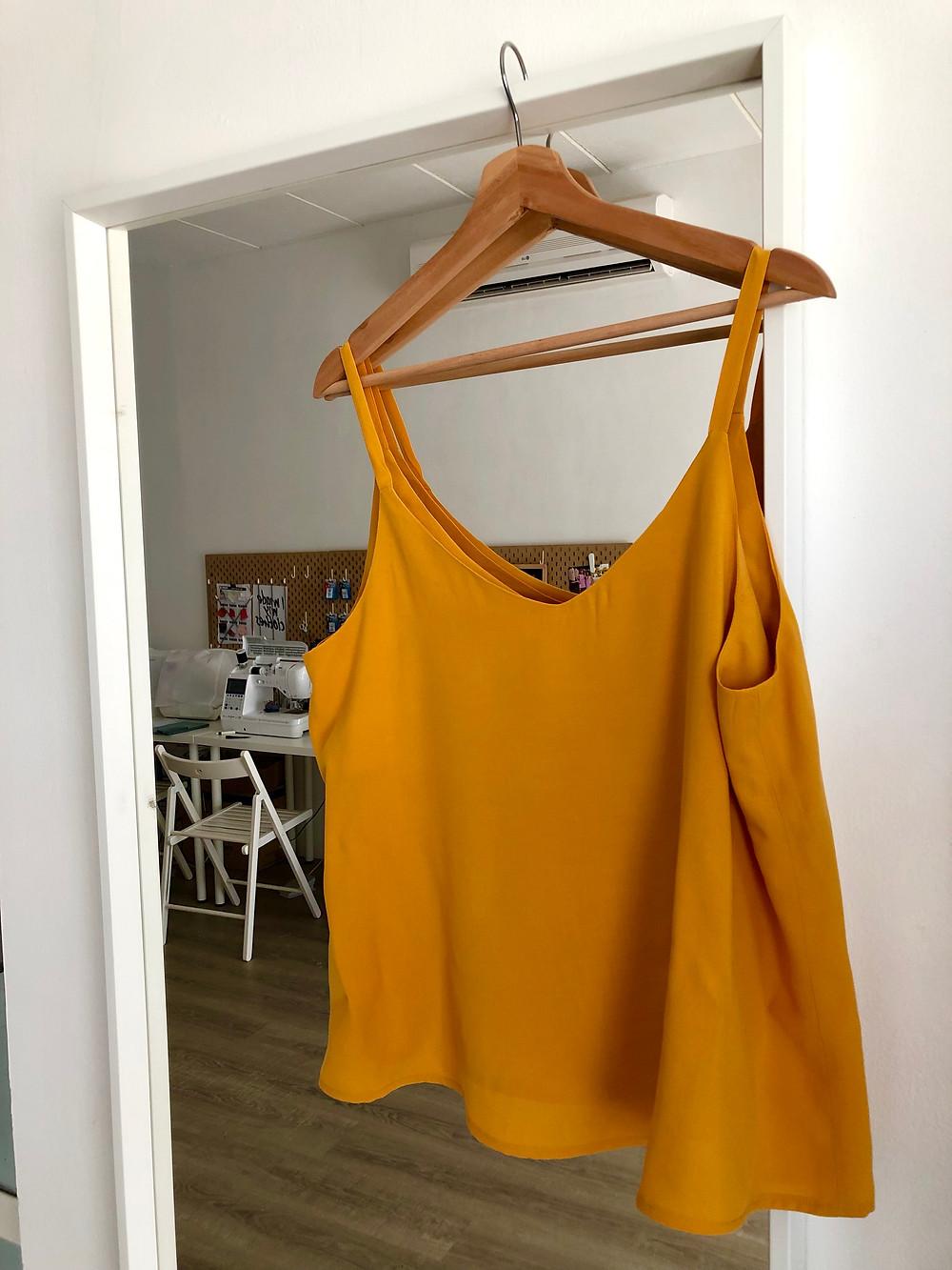 Simple Top Dressmaking Pattern