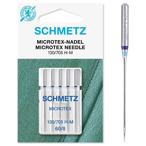 Schmetz - Microtex Sewing Machine Needle