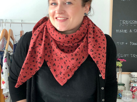 How to ... DIY Scarf for adults & kids