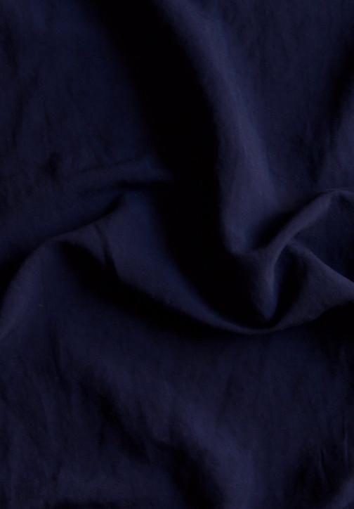 Viscose Linen Navy