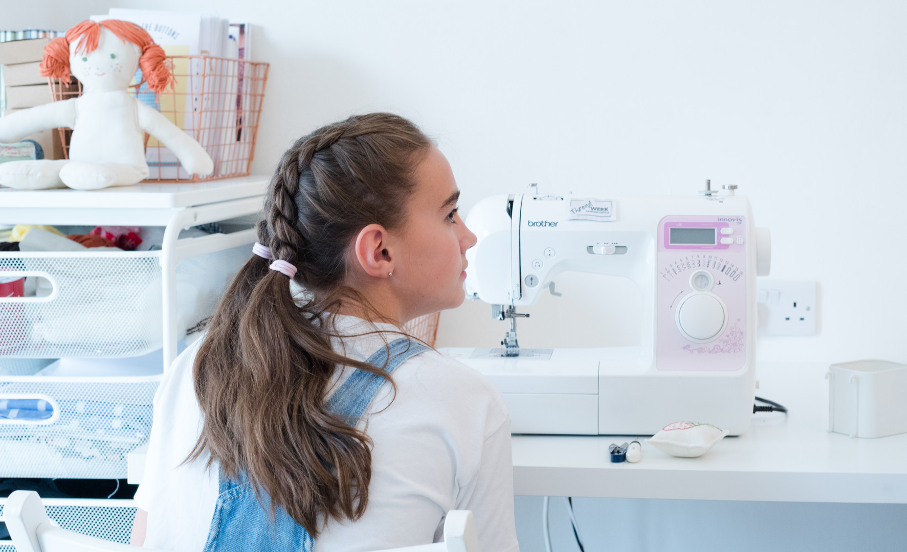 Kids Sewing Bee