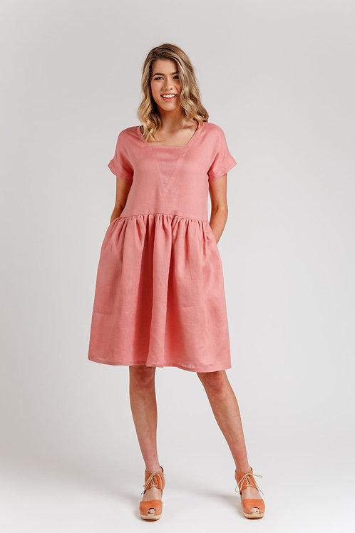 Megan Nielsen - Olive Dress