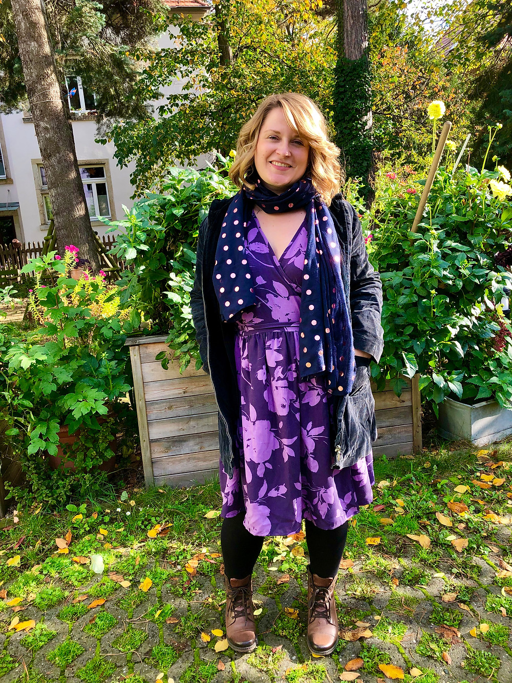Handmade Dress - Blogger