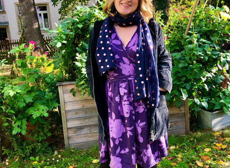 October: What have I been sewing?