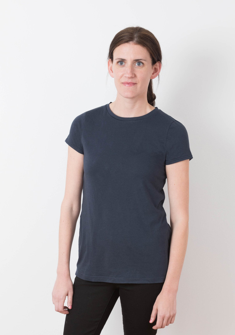 Lark Tee top pattern by Grainline Studio