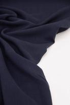 Viscose - Textured Dots Black