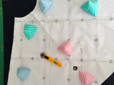 How to ... sew pattern weights