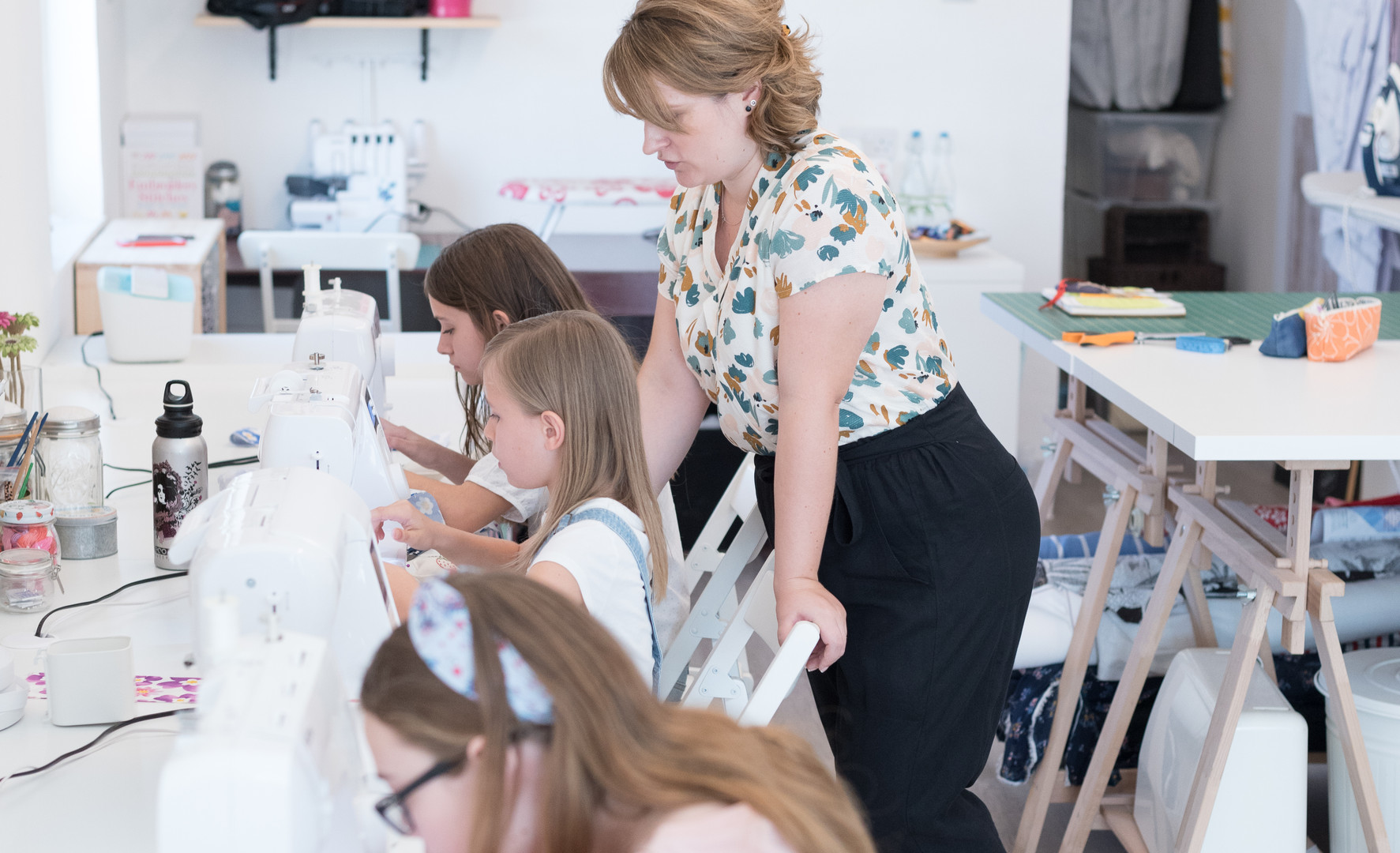 Kids Sewing Bees