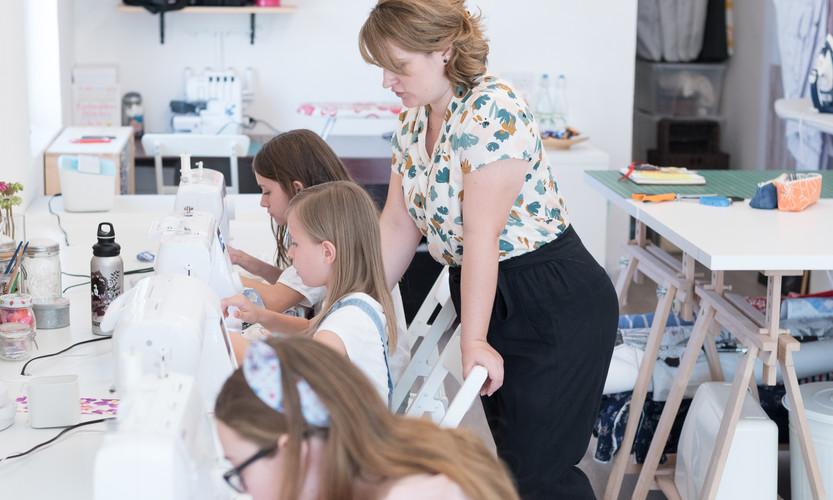 Kids Sewing Bees