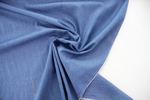 Springfield Chambray - Light Blue - 1/2 metre