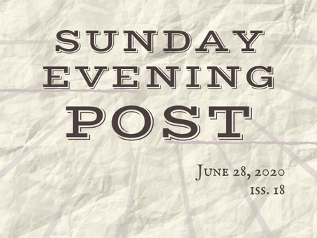 Sunday Evening Post Iss. 18