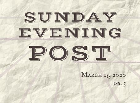 Sunday Evening Post Iss. 3