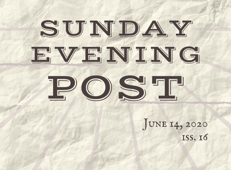 Sunday Evening Post Iss. 16