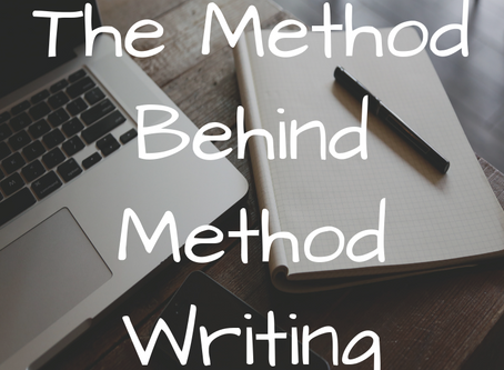 The Method Behind Method Writing