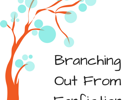 Branching Out of Fanfiction