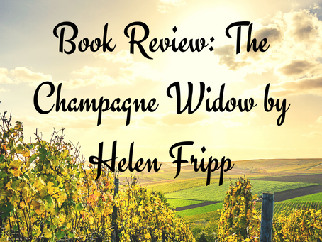 Book Review: The Champagne Widow by Helen Fripp