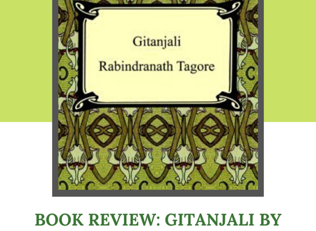 Book Review: Gitanjali by Rabindranath Tagore