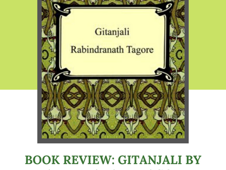 Book Review: Gitanjali by Rabindranath Tagore