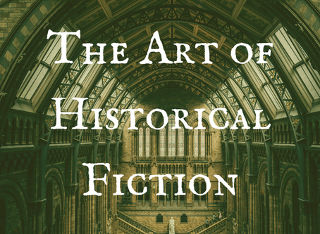 The Art of Historical Fiction