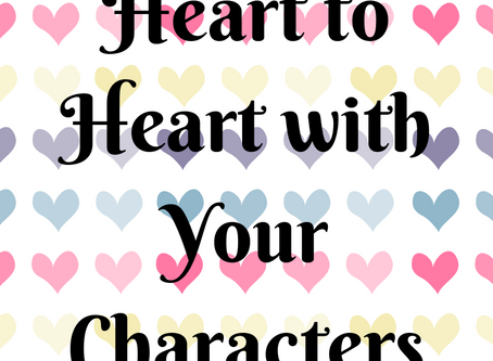Heart to Heart with Your Characters