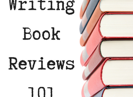 Writing Book Reviews 101