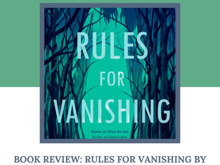 Book Review: The Rules of Vanishing by Kate Alice Marshall