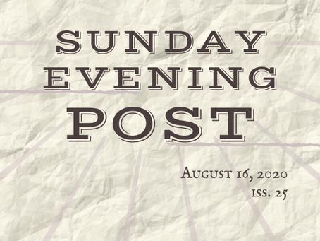 Sunday Evening Post Iss. 25