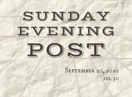Sunday Evening Post Iss. 30