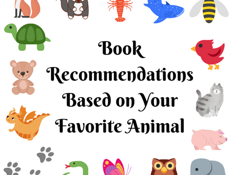 Book Recommendations Based on Your Favorite Animal