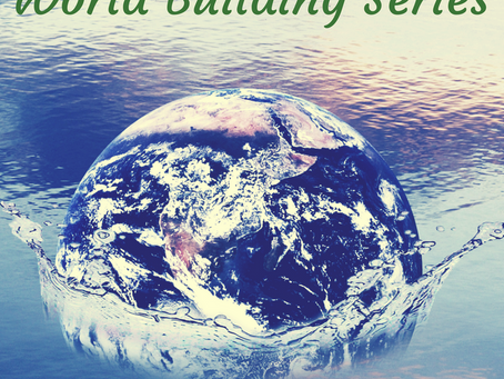 World Building Series: Writing Real-World Settings